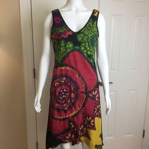 Desigual Dress | Embroidered | Embellished Small